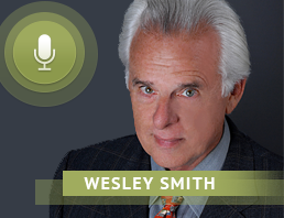 Wesley Smith discusses assisted suicide