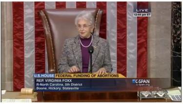 Virginia_Foxx_Presiding