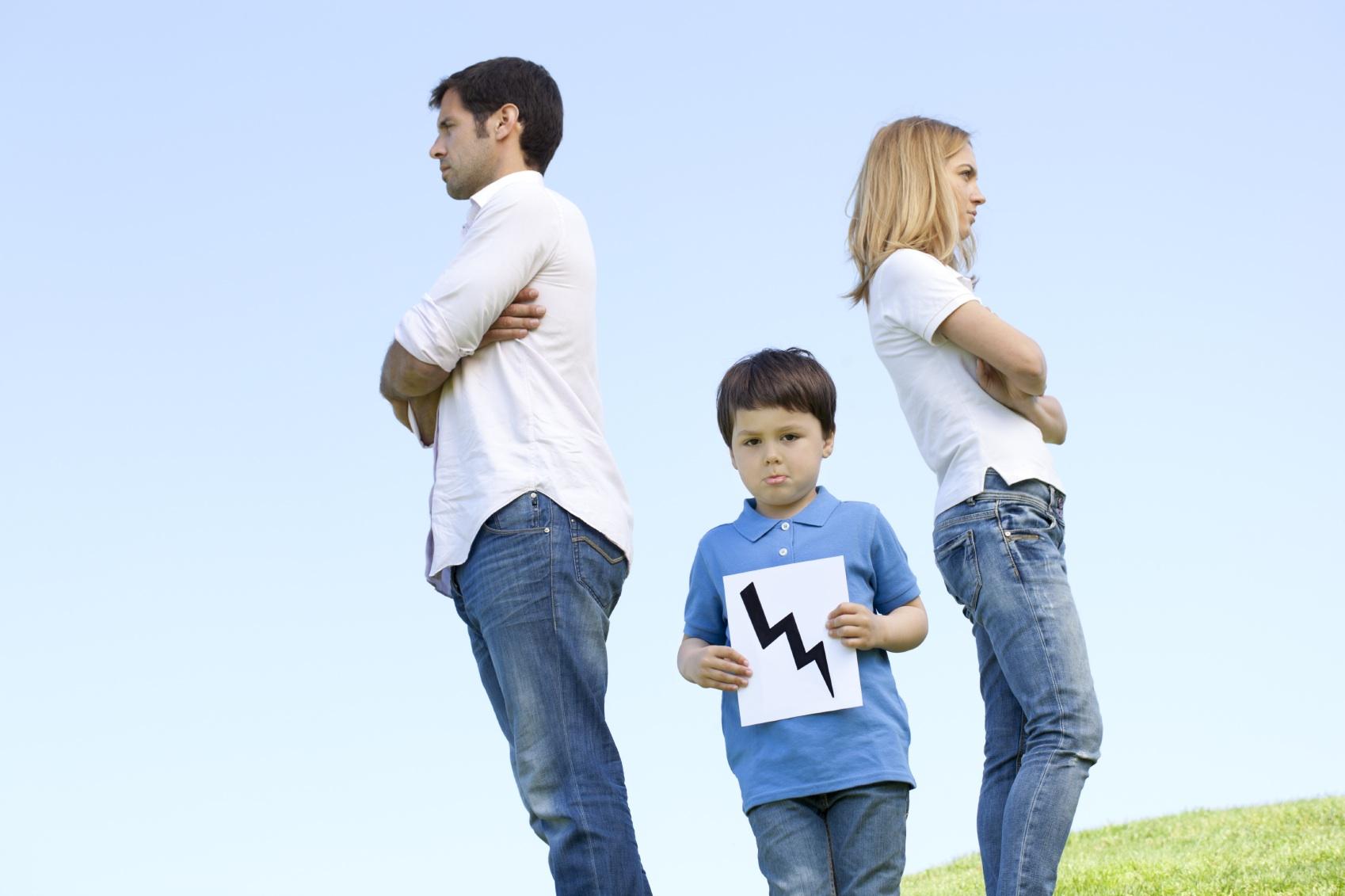 Отношения детей подростков и родителей в семье