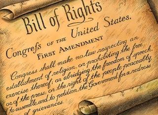 First_Amendment_Scroll