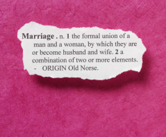marriage definition