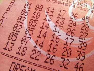 3509559 - lottery ticket