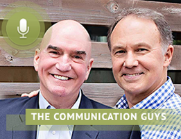 The Communication Guys discusses how to communicate tough issues