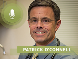 Patrick O'Connell discusses religious beliefs while being a primary care physician