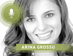 Arina Grossu discusses planned parenthood