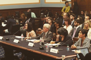 Witnesses at the House Judiciary Committee hearing into Planned Parenthood practices