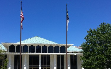 North Carolina Legislative Building in Raleigh
