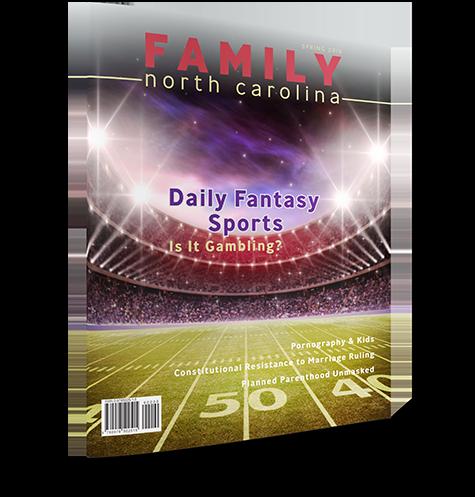 Family North Carolina Spring 2016