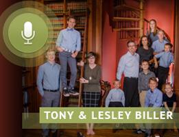 Biller family discusses adoption