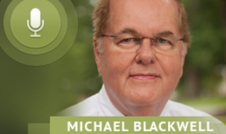 Michael Blackwell discusses foster care