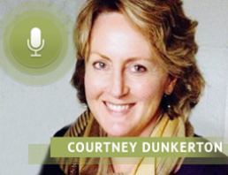 Courtney Dunkerton discusses human trafficking in NC