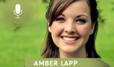 Amber Lapp discusses a crisis of trust