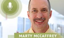Mary McCaffrey discusses medical care