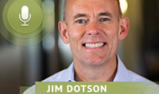 Jim Dotson discusses being stewards of God for effective ministry