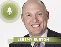 Jeremy Burton talks about the Museum of the Bible