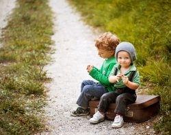 a heart for children