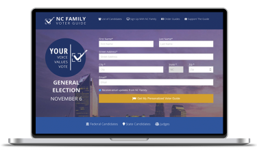 The complete guide to voting in north carolina's 2018 elections.