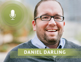 Daniel Darling discusses new book The Dignity Revolution: Reclaiming God's Rich Vision for Humanity and the importance of faith in public policy