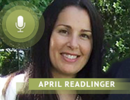 April Readlinger talks about marriage and honest conversation