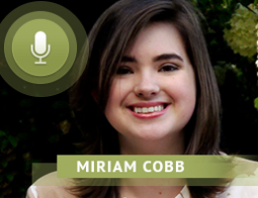 Miriam Cobb discusses aging out of the foster care system