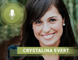 Crystalina Evert talks about abuse and healing