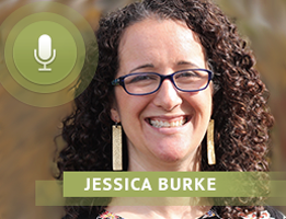 Jessica Burke discusses getting to know God and growing faith in education