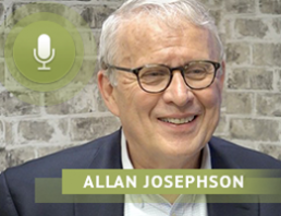 Allan Josephson discusses freedom of speech